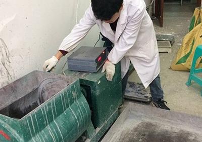 强制式单卧轴混凝土搅拌机(SJD-30型)